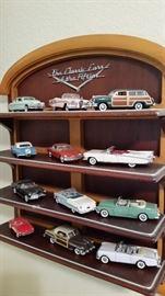 Franklin Mint Fifties Cars