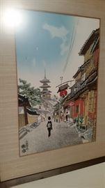 More Japanese Woodblocks