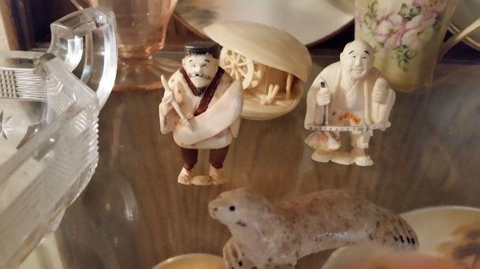 NetsukesJapanese Netsukes