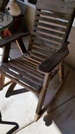 Old Rocking Chair