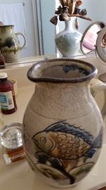 OLD signed Pitcher