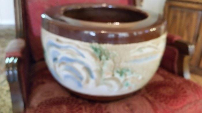 Very Old Japanese Tea Ceremony Bowl