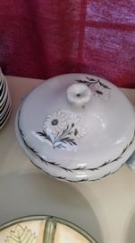 Rare Wedgewood Covered Casserole