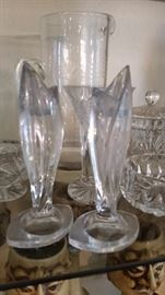 Waterford Candle Holders