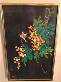 Original paintings by David P.H. Wong