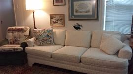 Couch, Crestwood Furniture Co. Highpoint N.C.