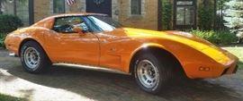 1977 L-82 CORVETTE, WOW!