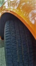 Orange, Aluminum Wheels, Monza Mufflers, Stainless Pipes,
