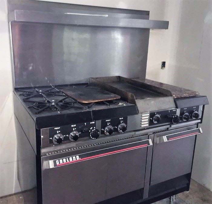Garland Commercial Grade Stove