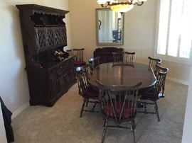 Gorgeous Ethan Allen Dining Room Set