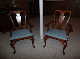 Arm Chairs for dining room table