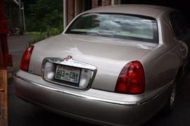 2003 Lincoln 80,600 Miles. Nice Car!