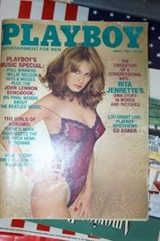 "1981 PLAYBOY "" THE GIRLS OF KOKOMO"""