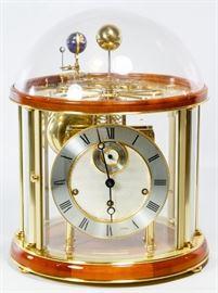 105Hermle Linden Tellurium Limited Edition Mantel Clock