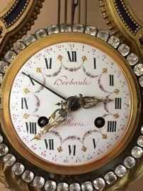 Clock sold