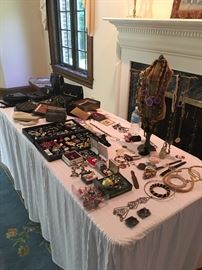 Jewelry, purses and more.