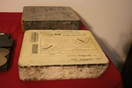 Antique Lithograph Stone