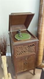 Vintage phonogragh