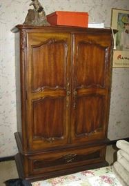 Stanley  armoire, matching night stand also available