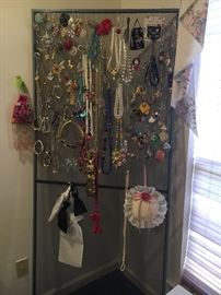 A lot of really nice costume jewelry!!!!