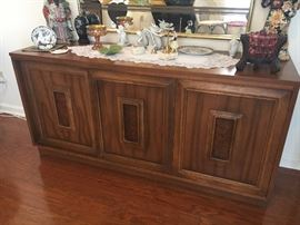 Credenza in wonderful condition would make a GREAT TV table with storage for DVD's ETC....