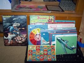 Toy Room Right  Puzzles, Long Ranger, Planes, Fire Truck, Jet Planes, Clock, Disney's