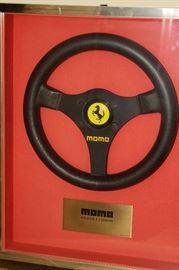 Ferrari MOMO Volante F1 Steering Wheel
