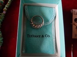 Tiffany & Co, Sterling Ring