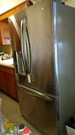 LG Smart Refrigerator, only a year old!  $1,000 OBO