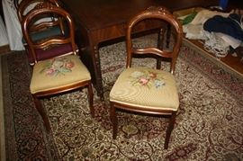 Other 2 chairs