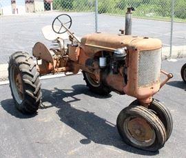 Vintage Allis Tractor