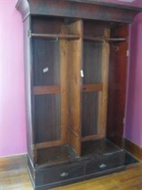 Large Wardrobe Cabinet (you move it)