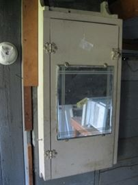 Nice old Medicine Cabinet