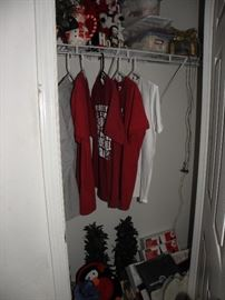Alabama gear and Christmas