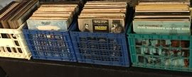Literally Hundreds of Vinyl Record Albums (around 500) ....Priced @ Just $1 each!