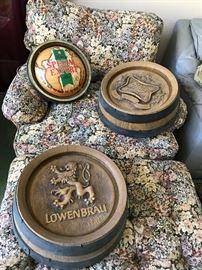 Beer memorabilia