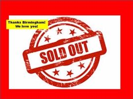 SOLD OUT We LOVE YOU