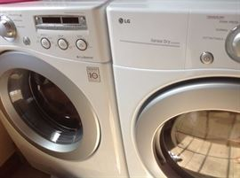 LG washer /dryer