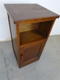 Antique Accent or Bedside Table