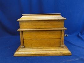 Antique Hand Cranked Record Player