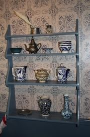 Wall Shelf and Decorative