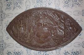 Decorative, Relief Wall Plaque