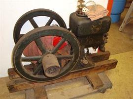 Vintage Pumps and Motors