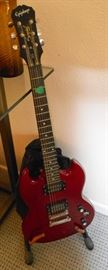 EpiphoneElectricGuitar,Woodthrush