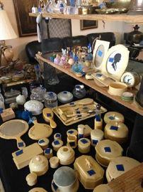 antique dresser accessories