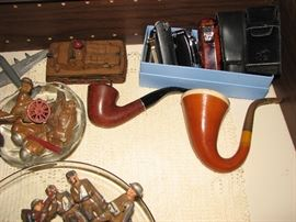 pipes & pipe lighters