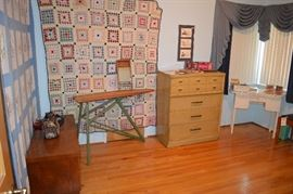 Quilt Room Overview