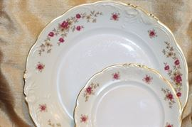Well-loved china set