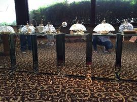 Mirror Display boxes