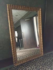 Beautiful Stately Mirror